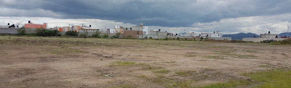 T 61.-Terreno con autorizaciones para fraccionamiento en Santa Matilde, Mpio. de Zempoala, Hgo.