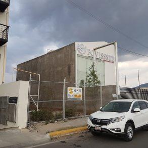 Terreno comercial en renta Puerta de Hierro Pachuca, Hgo.