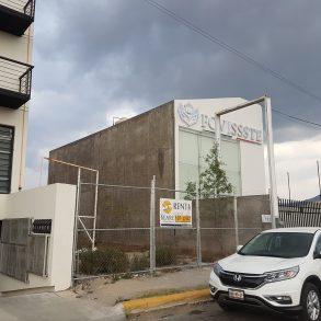 64.- Terreno Comercial en renta, Pachuca, Hgo.