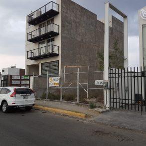 64.- Terreno en renta para comercio en Pachuca, Hgo.