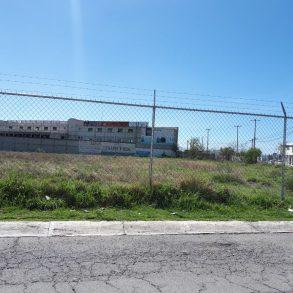 T.- 67.- Excelente terreno en esq. sobre Boulevard, Pachuca, Hgo.